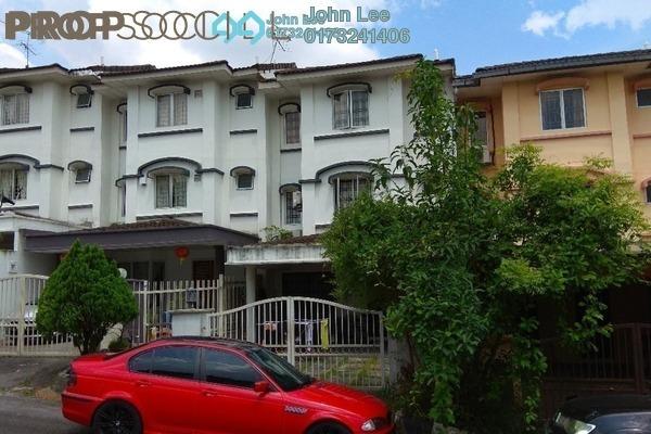 For Sale Terrace at Taman Bukit Permata, Batu Caves Freehold Semi Furnished 4R/3B 900k