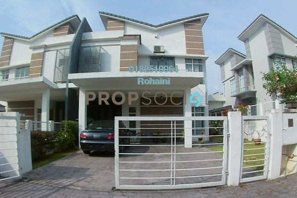 For Sale Semi-Detached at Greenhill Residence, Shah Alam Leasehold Unfurnished 5R/5B 1.5m