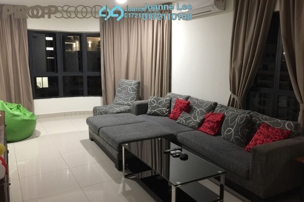 For Rent Condominium at Maisson, Ara Damansara Freehold Fully Furnished 3R/2B 2.5k