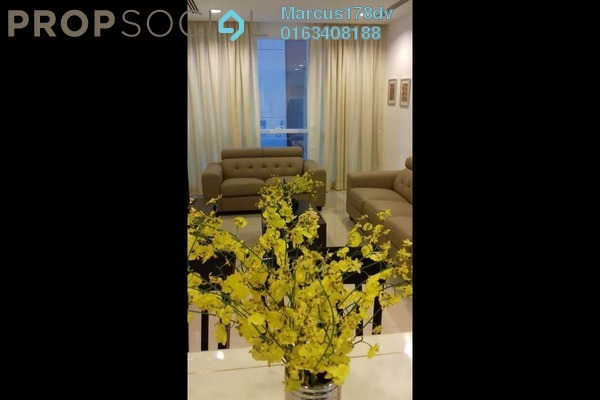 For Rent Condominium at Binjai 8, KLCC Freehold Fully Furnished 0R/1B 2.9k