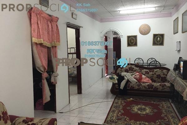 For Sale Terrace at Taman Pendamar Indah 1, Port Klang Freehold Semi Furnished 3R/2B 338k