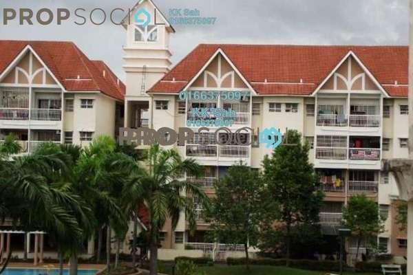 For Sale Apartment at Vista Indah Putra, Klang Freehold Semi Furnished 3R/2B 220k