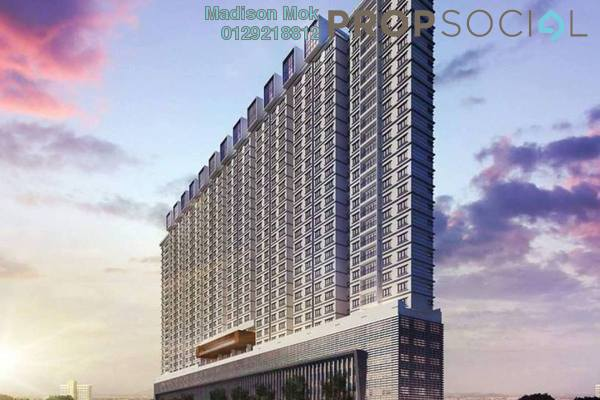 For Sale Condominium at The Edge Residen, Subang Jaya Freehold Semi Furnished 2R/2B 350k
