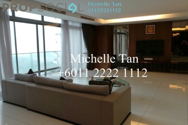 For Sale Duplex at Stonor Park, KLCC Freehold Fully Furnished 4R/5B 4.2m