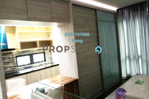 For Rent Condominium at Silk Sky, Balakong Freehold Fully Furnished 3R/2B 1.3k