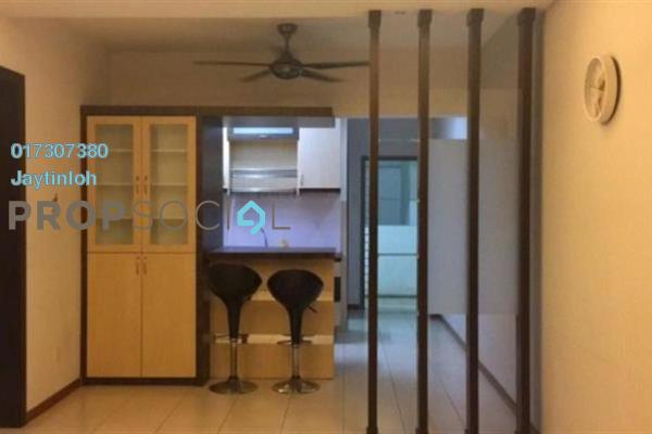 For Sale Serviced Residence at Plaza Medan Putra, Bandar Menjalara Freehold Semi Furnished 3R/2B 375k
