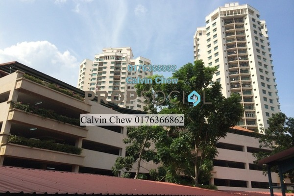 For Sale Condominium at Changkat View, Dutamas Freehold Unfurnished 3R/2B 416k