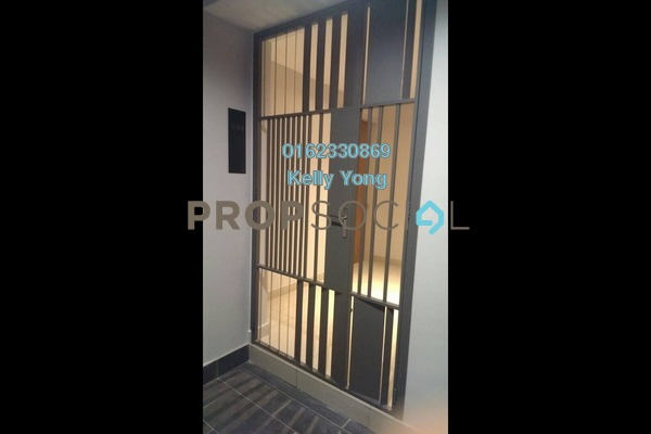 For Rent Condominium at The Reach @ Titiwangsa, Setapak Freehold Semi Furnished 4R/4B 2.8k