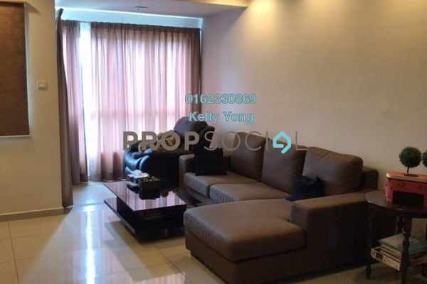 For Sale Condominium at 1Sentul, Sentul Freehold Semi Furnished 2R/2B 575k