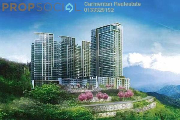 For Sale Condominium at Ion Delemen, Genting Highlands Freehold Fully Furnished 2R/2B 780k
