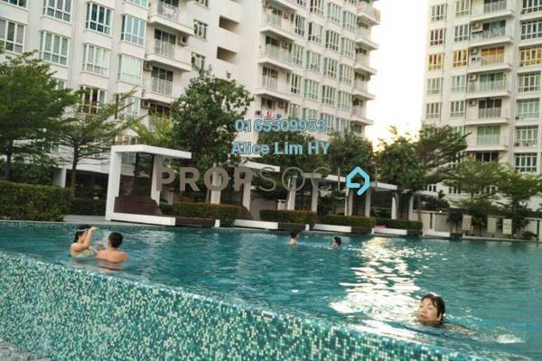 For Rent Condominium at Summer Place, Jelutong Freehold Fully Furnished 3R/3B 3k