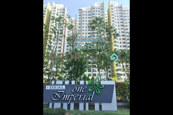 For Sale Condominium at One Imperial, Sungai Ara Freehold Semi Furnished 3R/2B 550k