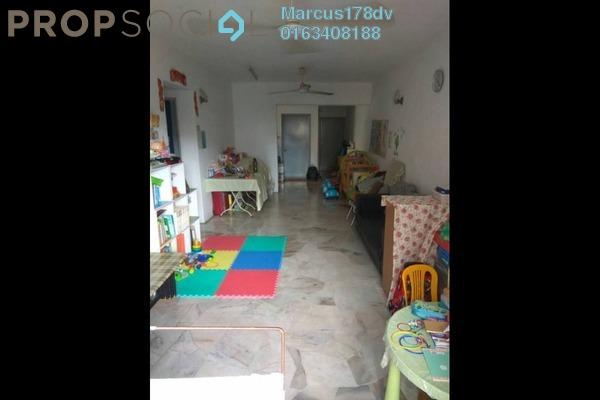 For Sale Apartment at Brem Park, Kuchai Lama Freehold Semi Furnished 3R/2B 408k