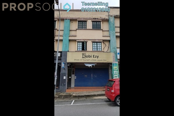 For Rent Shop at Kemayan Square, Seremban Freehold Unfurnished 0R/1B 1k