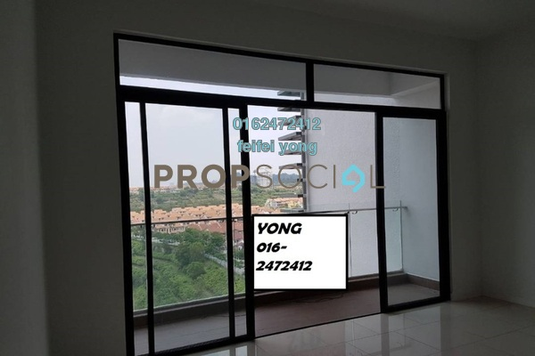 For Sale Condominium at Puteri Hills, Bandar Puteri Puchong Freehold Semi Furnished 4R/4B 1.04m