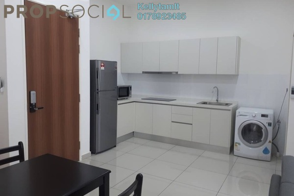 For Rent SoHo/Studio at Flexis @ One South, Seri Kembangan Freehold Fully Furnished 1R/1B 1.35k