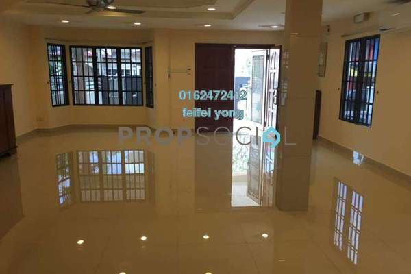 For Rent Terrace at Ampang Point, Ampang Freehold Semi Furnished 4R/3B 4.5k