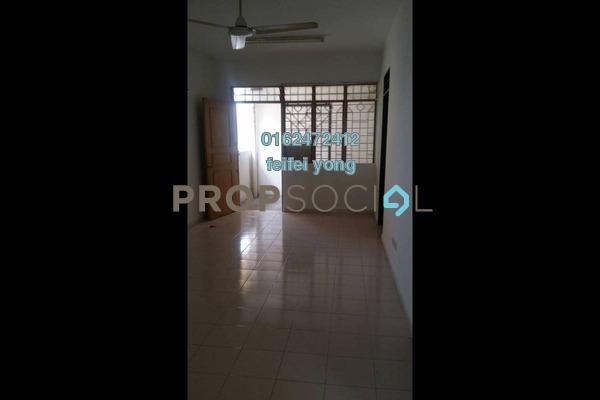 For Rent Condominium at Mentari Court 1, Bandar Sunway Freehold Semi Furnished 3R/2B 1.1k