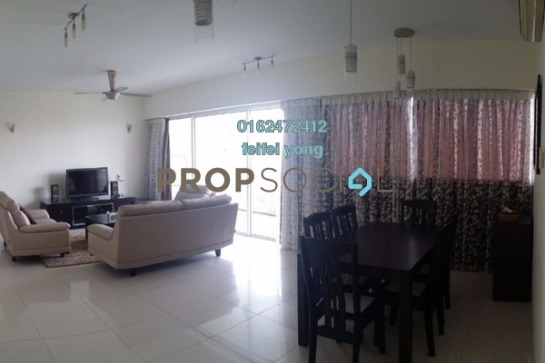 For Rent Condominium at The Residence, TTDI Freehold Fully Furnished 3R/4B 4.3k