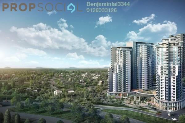 For Rent Condominium at Maisson, Ara Damansara Freehold Unfurnished 3R/2B 2.3k