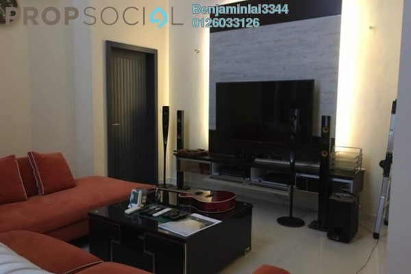 For Sale Terrace at Casaman, Desa ParkCity Freehold Semi Furnished 5R/4B 4m