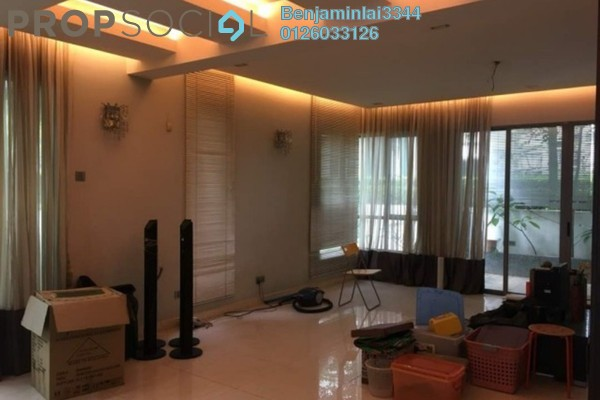 For Sale Terrace at Zenia, Desa ParkCity Freehold Semi Furnished 4R/4B 3.3m