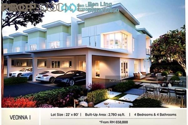 For Sale Terrace at Suriaman 3, Bandar Sri Sendayan Freehold Unfurnished 4R/4B 659k