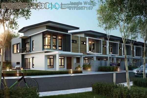 For Sale Terrace at Pajam, Negeri Sembilan Freehold Semi Furnished 4R/4B 518k