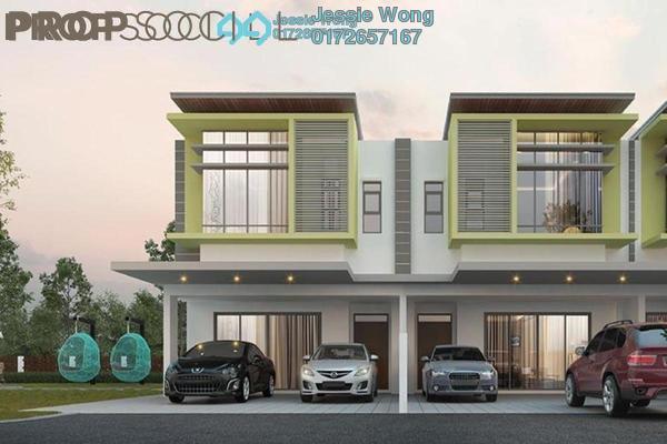 For Sale Terrace at NeoCyber, Cyberjaya Freehold Semi Furnished 4R/4B 528k