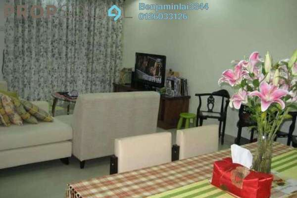 For Sale Condominium at Paradesa Tropika, Bandar Sri Damansara Freehold Fully Furnished 3R/2B 580k
