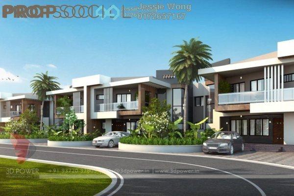 For Sale Terrace at Symphony Hills, Cyberjaya Freehold Semi Furnished 4R/4B 528k