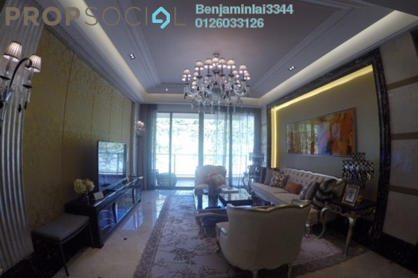 For Sale Condominium at Agile Mont Kiara, Dutamas Freehold Semi Furnished 5R/5B 4.17m