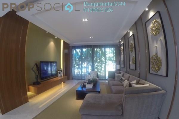 For Sale Condominium at Agile Mont Kiara, Dutamas Freehold Semi Furnished 3R/3B 1.22m