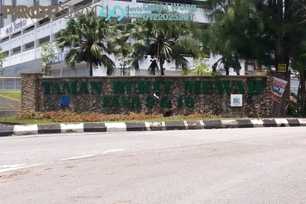 For Rent Apartment at Mewah 9 Residence, Kajang Freehold Semi Furnished 3R/2B 1k