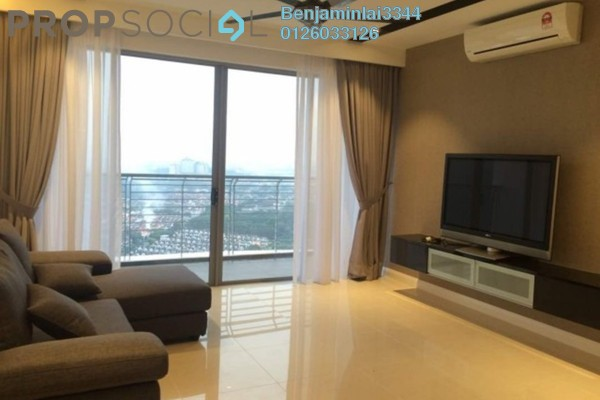 For Rent Condominium at The Westside One, Desa ParkCity Freehold Fully Furnished 3R/3B 3.3k