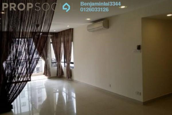 For Sale Condominium at Sri Putramas II, Dutamas Freehold Semi Furnished 4R/2B 588k