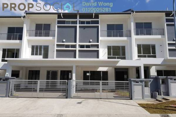 For Rent Terrace at Fairfield Residences @ Tropicana Heights, Kajang Freehold Unfurnished 6R/5B 1.8k