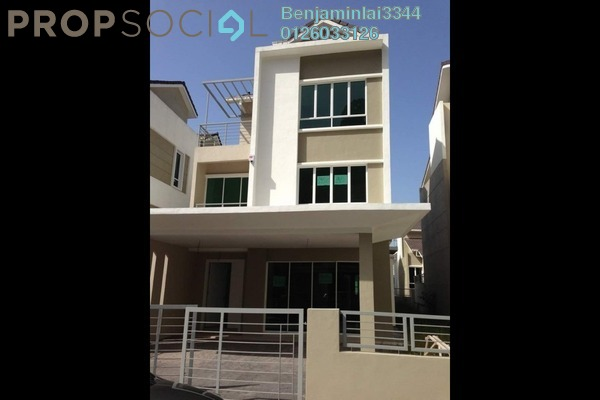 For Rent Semi-Detached at One Sierra, Selayang Freehold Semi Furnished 5R/5B 2.8k