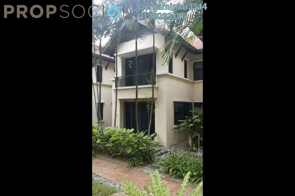 For Sale Terrace at Nadia, Desa ParkCity Freehold Semi Furnished 4R/3B 1.7m
