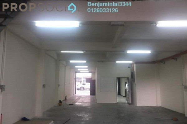 For Rent Factory at Taman Saujana Putra, Johor Freehold Unfurnished 0R/0B 5.8k