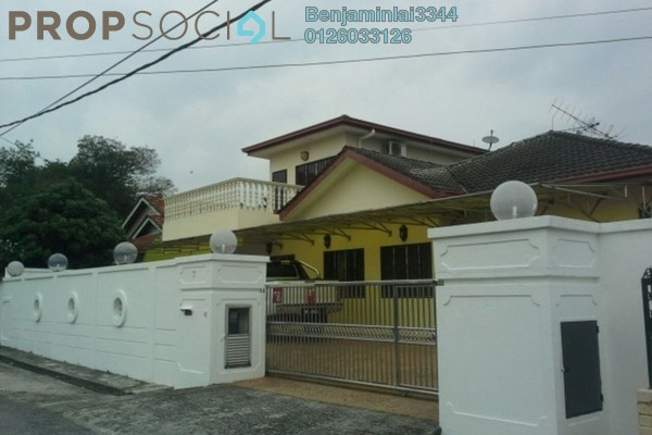 For Sale Bungalow at Section 3, Bandar Mahkota Cheras Freehold Unfurnished 5R/4B 1.65m