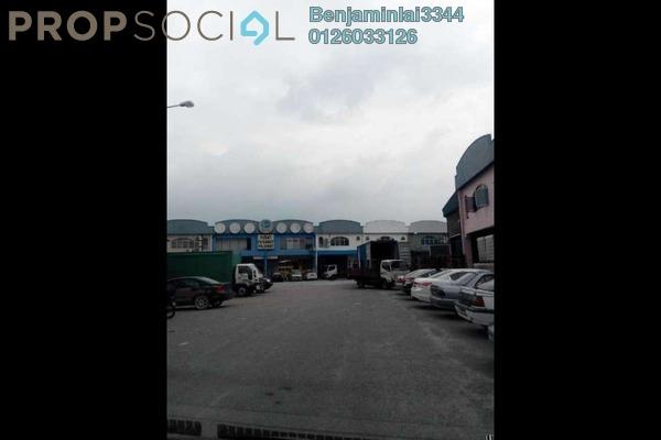 For Sale Factory at Sunway SPK Damansara, Kepong Freehold Unfurnished 0R/0B 1.68m