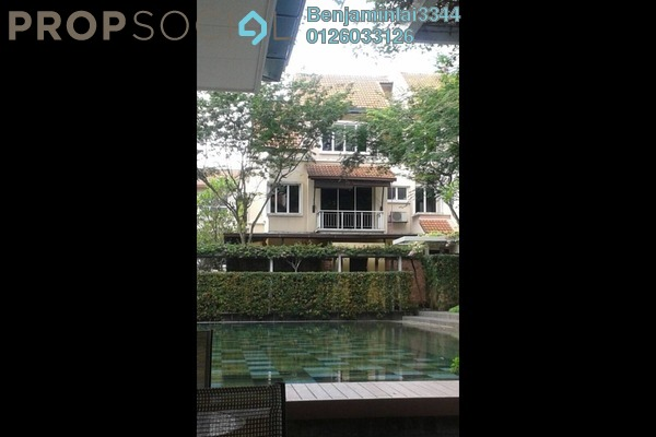 For Rent Terrace at Adora, Desa ParkCity Freehold Fully Furnished 4R/4B 6k