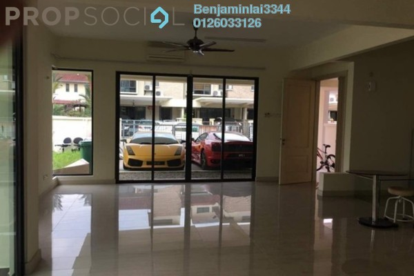 For Rent Terrace at SouthLake, Desa ParkCity Freehold Semi Furnished 4R/3B 4.5k