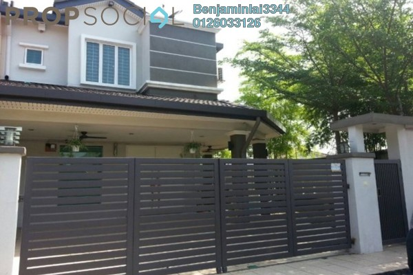 For Sale Terrace at Taman Sri Segambut, Segambut Freehold Semi Furnished 4R/3B 1.7m