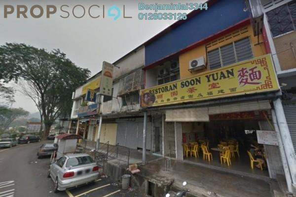 For Sale Shop at Taman Selayang Baru, Selayang Freehold Unfurnished 0R/0B 1.2m