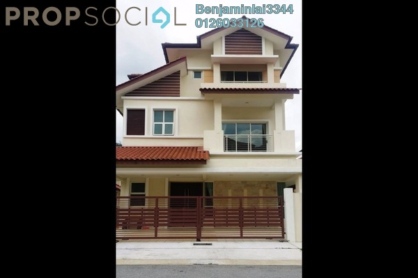 For Sale Bungalow at Idaman Hills, Selayang Freehold Fully Furnished 7R/6B 2.4m