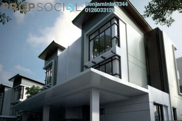 For Sale Terrace at Sejati Residences, Cyberjaya Freehold Unfurnished 5R/5B 1.4m