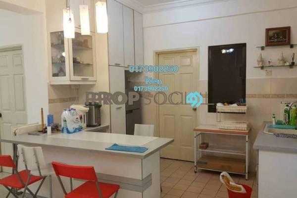 For Rent Condominium at Pelangi Astana, Bandar Utama Freehold Fully Furnished 3R/2B 1.8k