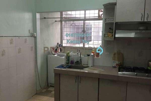 For Sale Condominium at Prima Saujana, Kepong Freehold Semi Furnished 3R/2B 280k